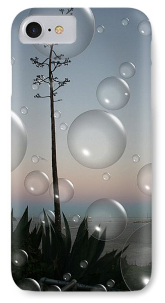Alca Bubbles Phone Case by Holly Ethan