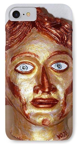 Alexander The Great Phone Case by Valerie Ornstein