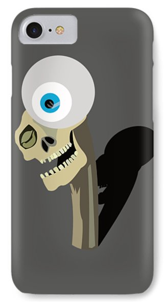 Alfred Kubin IPhone 7 Case by Michael Jordan