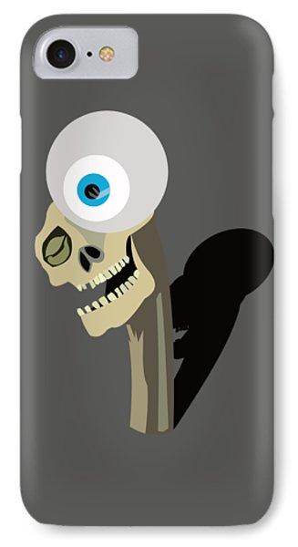 Alfred Kubin IPhone Case by Michael Jordan