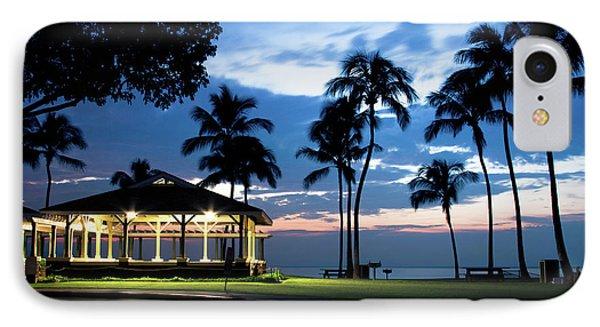 Alii Kahekili Nui Ahumanu Beach Park Hanakaoo Kaanapali Maui Hawaii Phone Case by Sharon Mau