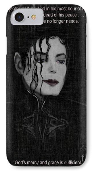 Alone In The Dark II Phone Case by Reggie Duffie
