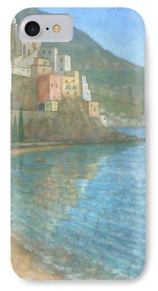Amalfi Phone Case by Steve Mitchell