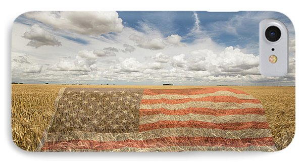 America The Beautiful IPhone Case by Chris Harris