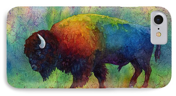 American Buffalo 6 IPhone Case by Hailey E Herrera