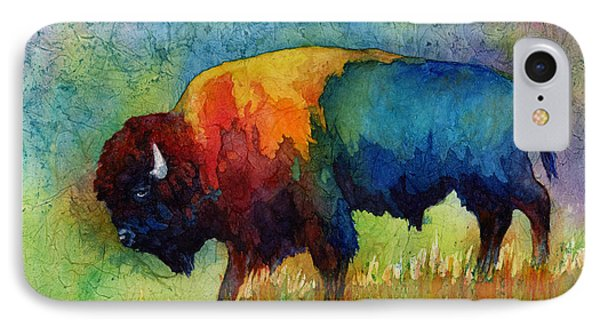 American Buffalo IIi IPhone 7 Case by Hailey E Herrera