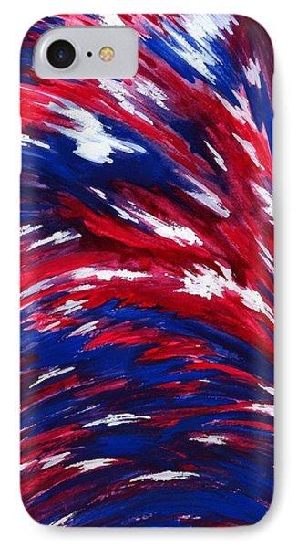 American Flag Phone Case by Michael Vigliotti