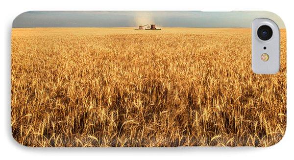 America's Breadbasket IPhone Case by Todd Klassy