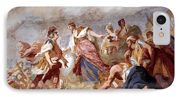 Amigoni: Dido And Aeneas Phone Case by Granger