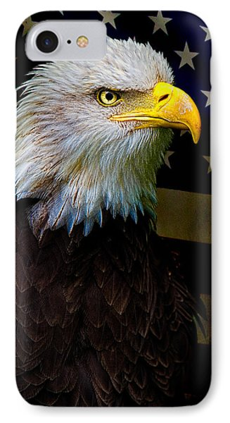 An American Icon IPhone 7 Case by Chris Lord