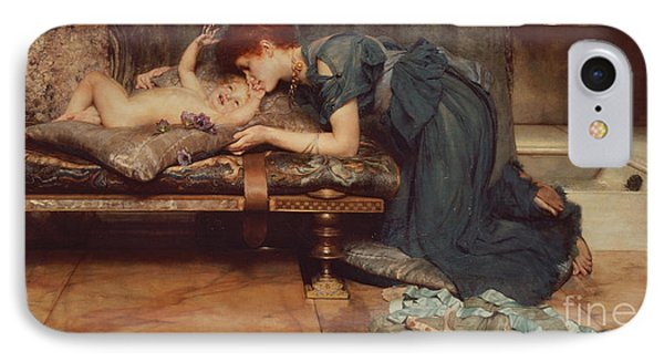 An Earthly Paradise IPhone Case by Sir Lawrence Alma-Tadema