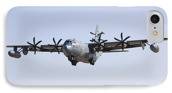 An Ec-130j Commando Solo Aircraft Phone Case by Stocktrek Images