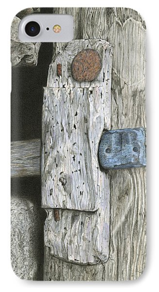 Ancient Secrets IPhone Case by Diana Hrabosky