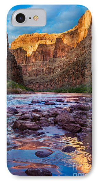 Ancient Shore IPhone Case by Inge Johnsson