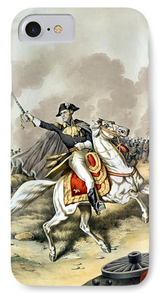 Andrew Jackson At The Battle Of New Orleans IPhone Case by War Is Hell Store