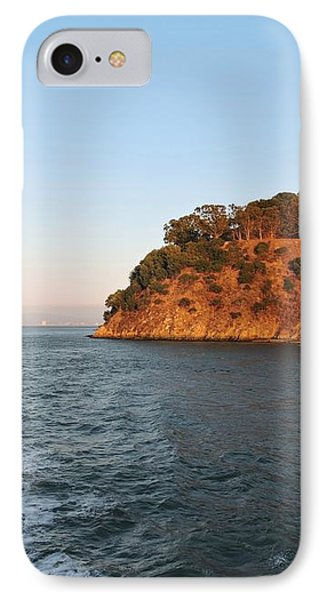 Angel Island IPhone Case by Connor Beekman
