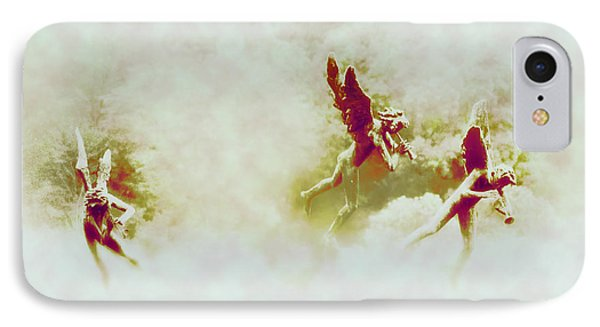 Angel Song IPhone Case by Bill Cannon