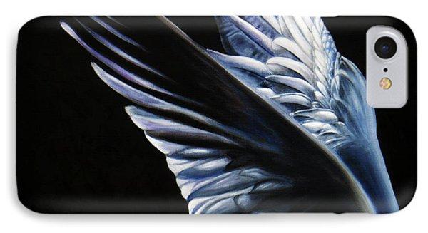 Angel Wings IPhone Case by Sun Sohovich