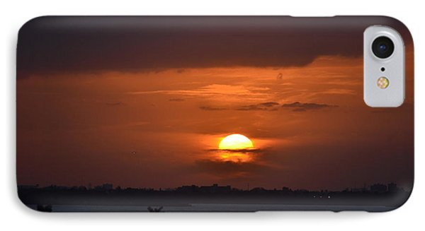 Angel's Head Sunset Phone Case by Rene Triay Photography