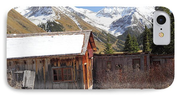 Animas Forks IPhone Case by Eric Glaser