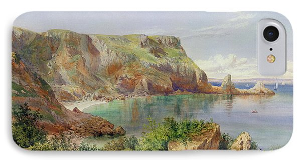 Ansty's Cove Phone Case by John William Salter