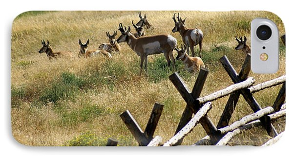 Antelope 2 Phone Case by Marty Koch