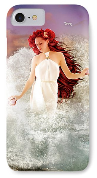 Aphrodite IPhone Case by Mary Hood