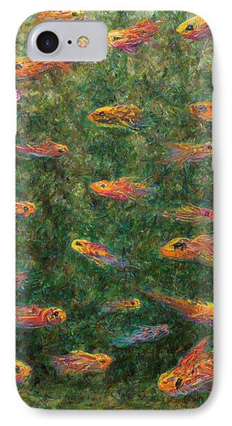 Aquarium IPhone Case by James W Johnson