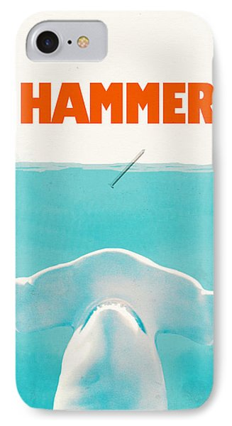 Hammer IPhone 7 Case by Eric Fan
