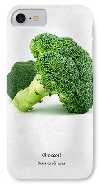 Broccoli IPhone Case by Mark Rogan