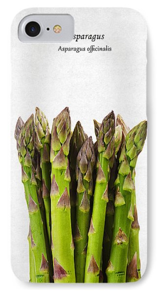 Asparagus IPhone 7 Case by Mark Rogan