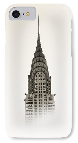 Chrysler Building - Nyc IPhone 7 Case by Nicklas Gustafsson