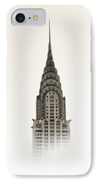 Chrysler Building - Nyc IPhone Case by Nicklas Gustafsson