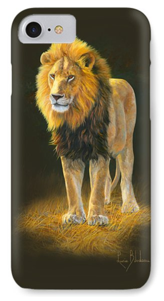 In His Prime IPhone 7 Case by Lucie Bilodeau