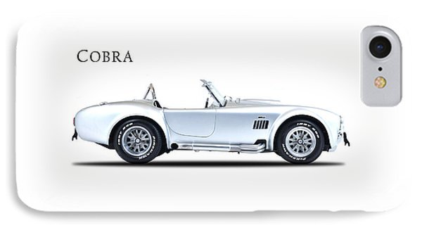 The Shelby Cobra IPhone 7 Case by Mark Rogan