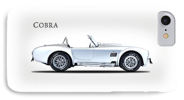 The Shelby Cobra IPhone Case by Mark Rogan