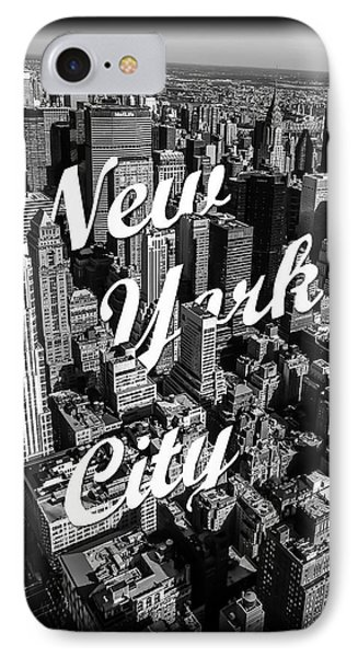 New York City IPhone Case by Nicklas Gustafsson