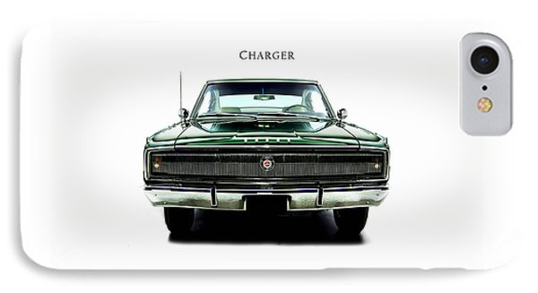 The Charger IPhone Case by Mark Rogan