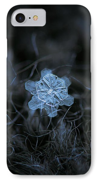 December 18 2015 - Snowflake 2 IPhone Case by Alexey Kljatov