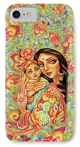 Goddess Blessing IPhone Case by Eva Campbell