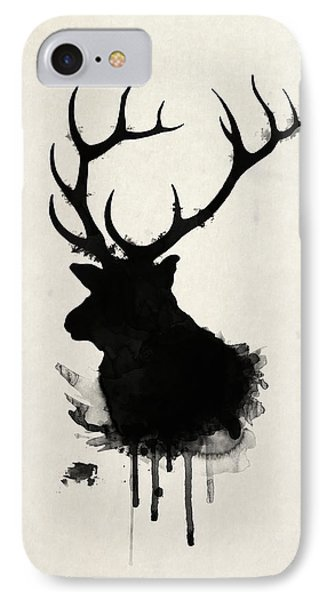 Elk IPhone Case by Nicklas Gustafsson