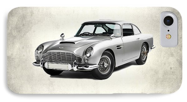 Aston Martin Db5 IPhone Case by Mark Rogan