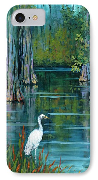 The Fisherman IPhone 7 Case by Dianne Parks