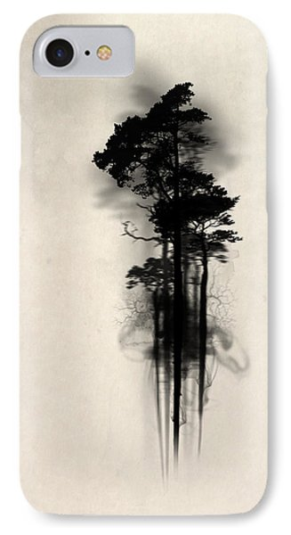 Enchanted Forest IPhone 7 Case by Nicklas Gustafsson