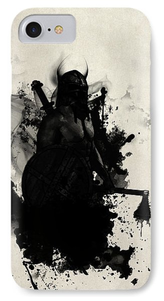 Viking IPhone Case by Nicklas Gustafsson