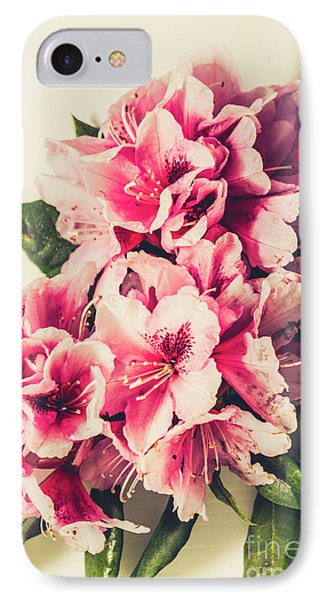 Asian Floral Rhododendron Flowers IPhone Case by Jorgo Photography - Wall Art Gallery