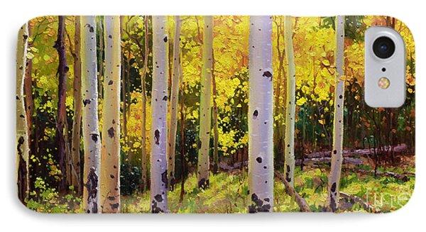 Aspen Symphony IPhone Case by Gary Kim