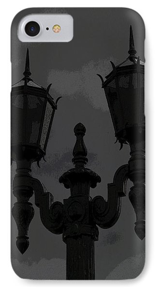 At The Gate IPhone Case by Marnie Patchett