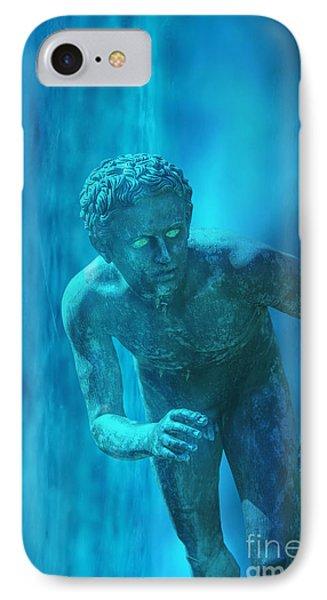 Atlantis IPhone Case by Edward Fielding