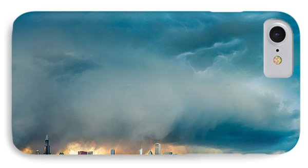 Attention Seeking Clouds IPhone 7 Case by Cory Dewald